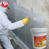 Revestimento impermeável acrílico material impermeável exterior de construção do interior