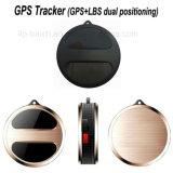 Круглая форма персональных GPS Tracker с GPS+фунта два позиционирования (T8S)