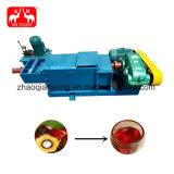 1-5t/H 소형 두 배 나사 종려 과일 기름 선반 적출 압박 가공 기계 선