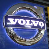 De acryl ABS van Volvo van het Chroom het Vormen zich van het Plateren VacuümEmblemen van de Auto van het Ontwerp van het Embleem van de Sticker van de Auto