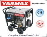 Yarmax дизельный двигатель с водяным охлаждением воздуха на открытой раме дизельный генератор 4 КВА 5 КВА 6 ква