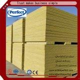 In hohem Grade kosteneffektiver Felsen-Wolle-Vorstand mit dem 80% Basalt