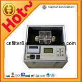 Het volledig Automatische Meetapparaat van de Diëlektrische Sterkte van de Isolerende Olie van de Olie van de Transformator (iij-ii-60)