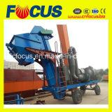 20t/H、40t/H、60t/H、移動式80t/H Centrale D'enrobage移動式アスファルトプラント