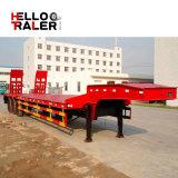 Низкий трейлер кровати 80 тонн /Low кровати трейлеры Semi и трейлеры тележки