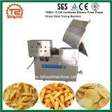 Ручка картофельных стружек сертификата Ce Tsbd-12 электрическая зажаренная жаря машину