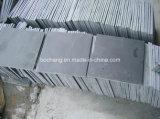 Mattonelle nere dell'ardesia per la pavimentazione della parete del pavimento