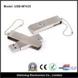 Disco istantaneo del USB della parte girevole del metallo (USB-MT435)