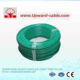 Fil électrique à la maison flexible de cuivre à un noyau isolé par PVC