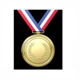 Medaille van het Metaal van de Bevordering van de douane 3D Gouden