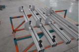 Inclinando el vector de desplazamiento vio que la herramienta de la carpintería de la alta precisión vio la máquina