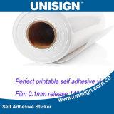 La impresión de la pegatina de Vinilo adhesivo de alta calidad
