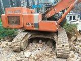 Máquina escavadora usada hidráulica Hitachi Zx470-3 da condição de trabalho da esteira rolante