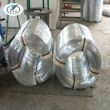Alambres galvanizados sumergidos calientes del hierro Bwg20