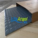 Qualitäts-Farben-Gummifußboden/verwendete Gleitschutzbodenbelag-Matte