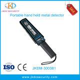 De gebruikersvriendelijke Hoge Hand van de Scanner van het Lichaam van de Gevoeligheid Draagbare - de gehouden Detector van het Metaal