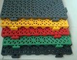 PVCぬれた領域車の洗浄の床タイル、シャワーの連結の床タイル、プールの連結のタイル