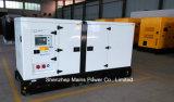 150kVA 120kwのスタンバイのレートのイギリスのディーゼル機関の無声タイプ発電機