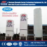 Réservoir de stockage cryogénique de GB de 2h du matin d'argon Co d'azote d'oxygène liquide