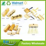 Produtos de limpeza do baixo preço escova de madeira do telhado do piche de 3 nós, 6-1/4-Inch