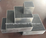 디젤 엔진 촉매 금속 벌집 기질 촉매 변환기
