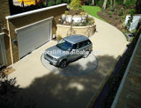 Plataforma giratória esperta do carro do sistema do estacionamento da garagem para o carro de giro
