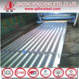 ASTM A653m亜鉛上塗を施してある金属のGIの波形の屋根シート