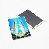 El papel impreso personalizado imán de nevera de recuerdos