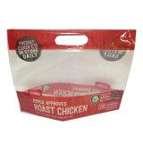 [برك] موجة دقيقة شواء حارّ حرّة مدى دجاجة مقبض سحاب حقيبة