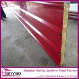 Hojas onduladas de techo de acero / Panel de tejado Sandwich colorido