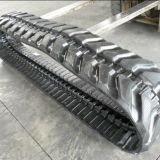 rasto de borracha da escavadeira (400*72.5W*74) para máquinas de construção