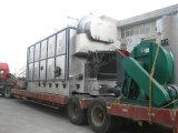 Sola caldera de vapor industrial tambor de agua caliente con carbón-agua lechada Fired
