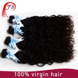 7A等級100%の自然な波の毛のモンゴルの人間の毛髪の拡張