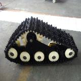Pequenos sistemas de rasto de borracha para Pequenas Máquinas/Veículos