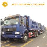 30-50ton Sinotruk LHD HOWO 6X4 para la venta de camiones volquete