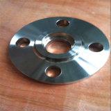 Flange da solda do soquete do aço inoxidável de ASME B16.5 F53 S31803