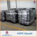 Plastic HDPE Geocell van de Structuur van de honingraat