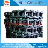 O fornecedor de China lubrific a corrente seca selada da trilha para as ligações das peças da estrutura da escavadora da máquina escavadora de Hitachi