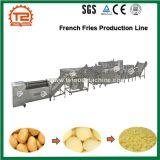 De Apparatuur van de Lopende band van de Chips van de Frieten van de Lopende band van frieten/Van de Verwerking van Frieten