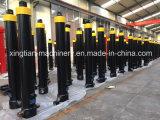 Usato per l'autocarro a cassone/cilindro idraulico elettrico a semplice effetto a più stadi