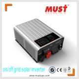 on/off ZonneOmschakelaar van het Net 48V gelijkstroom 3kw met 60A Controlemechanisme MPPT