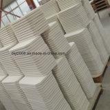 Cartone di fibra di ceramica refrattario con differenti figure