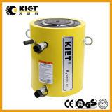 China Hot Sale Ket-Clrg Serie 250 ton dubbelwerkende hydraulische systemen Krik