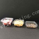 クラムシェルプラスチックペットドライフルーツの容器