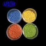 Kleur Aangepaste Nylon Vlam Achtergebleven Korrels PA66-V0 voor Ruwe Plastieken