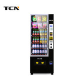 2018 Black Mini Boissons froides&collations vending machine Combo
