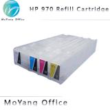 Los nuevos 970 971 Rellene con el chip del cartucho de tinta permanente utilizadas para HP X451 X551 X476 X576 Impresora