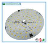 L'aluminium assemblée LED PCB avec des composants