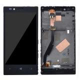 Schermo di tocco brandnew all'ingrosso dell'affissione a cristalli liquidi del telefono delle cellule per la visualizzazione di Nokia Lumia 720