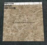 Het Marmer van het Bouwmateriaal kijkt de Volledige Opgepoetste Verglaasde Tegel van de Muur van de Inzameling van de Steen van de Vloer Nieuwe